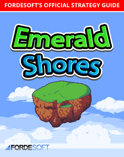 Cover for Emerald Shores strategy guide